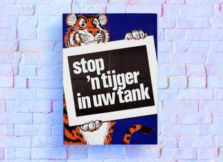 stop een tijger in uw tank