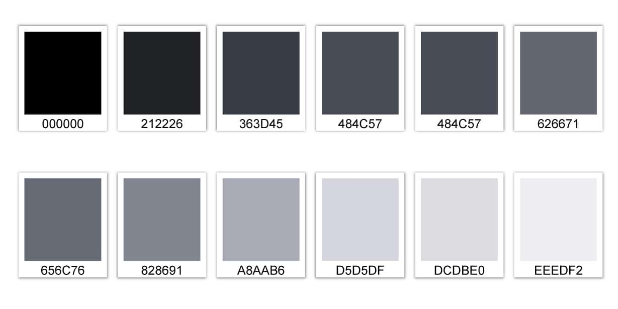 Web kleuren het nut van kleurcodes op het internet - Het kiezen van kleuren voor een kamer ...