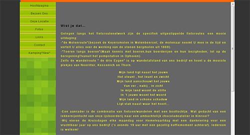 onleesbare website